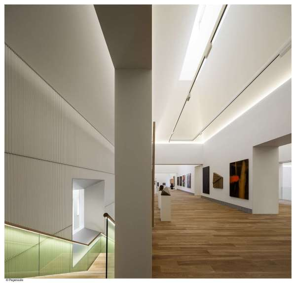 Fine Arts Museum Of Asturias - Architizer