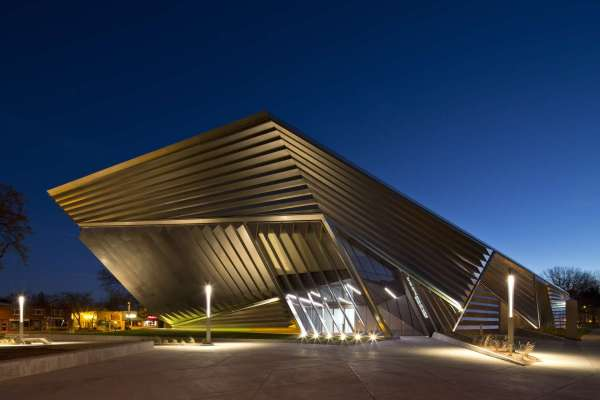 Eli & Edythe Broad Art Museum Michigan State University