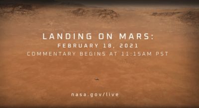 Countdown to Mars: Perseverance