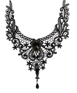 Fashion-Necklaces-For-Women-Beauty-Girl-Handmade-Jewerly-Gothic-Retro-Vintage-Lace-Necklace-Collar-Choker-Necklace