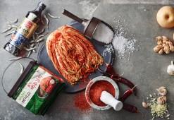 Kimchi / légumes marinés /Soupe