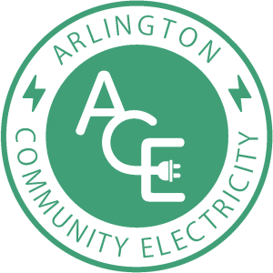 Arlington Community Electricity logo