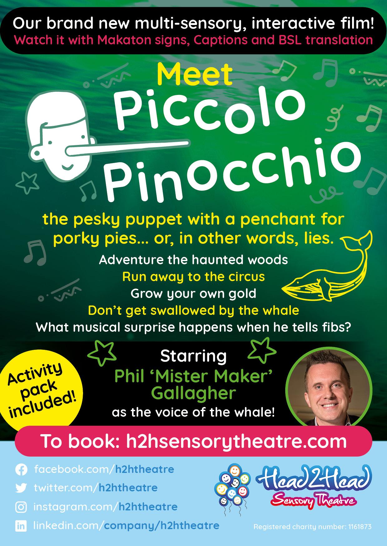 Piccolo Pinocchio 1