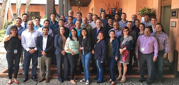 Reunión Guatemala