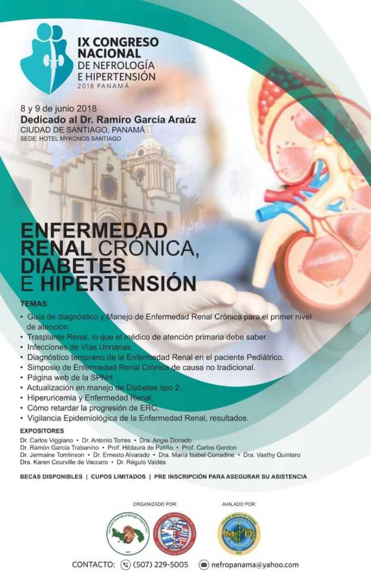 Asociados de hipertensión y nefrología