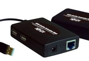 Tripp Lite USB Cat5 Extender/Hub