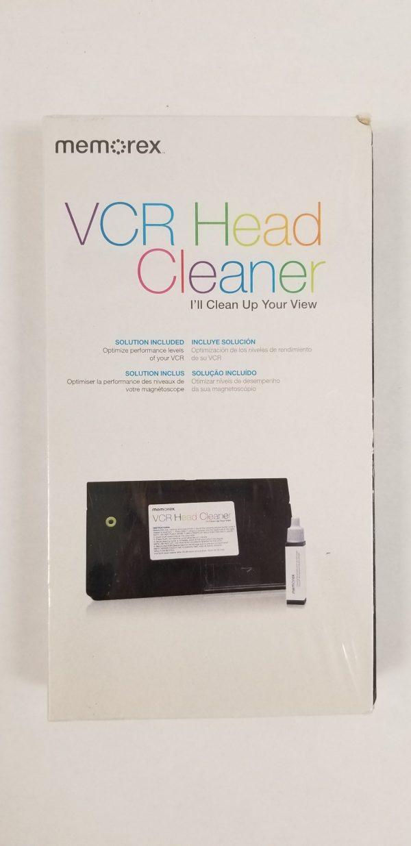 Memorex VCR Head Cleaner