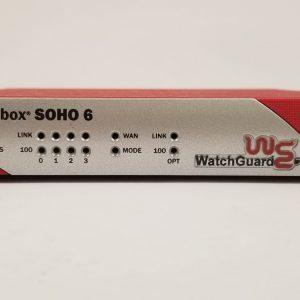 WatchGuard BF4S16E6 Firebox SOHO 6 Wired Network Firewall Router