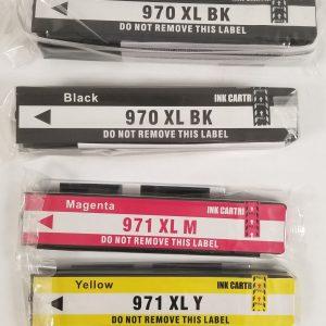 HP 971/970 Ink