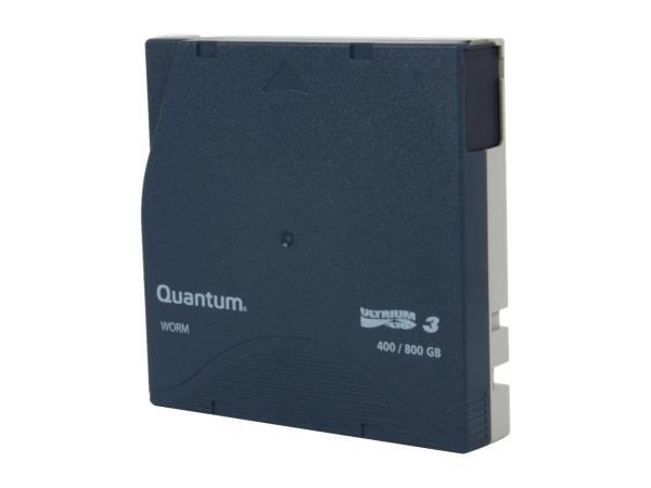 Quantum Ultrium 3 400/800GB Data Cartridge