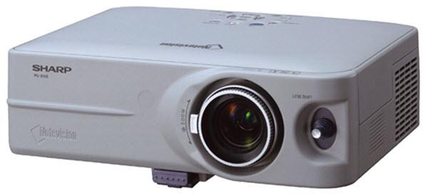 Sharp Notevision PG-B10S Projector