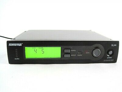 Shure SLX4-L4 Wireless Receiver
