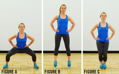 5 minute workout to develop a perfect corset muscles