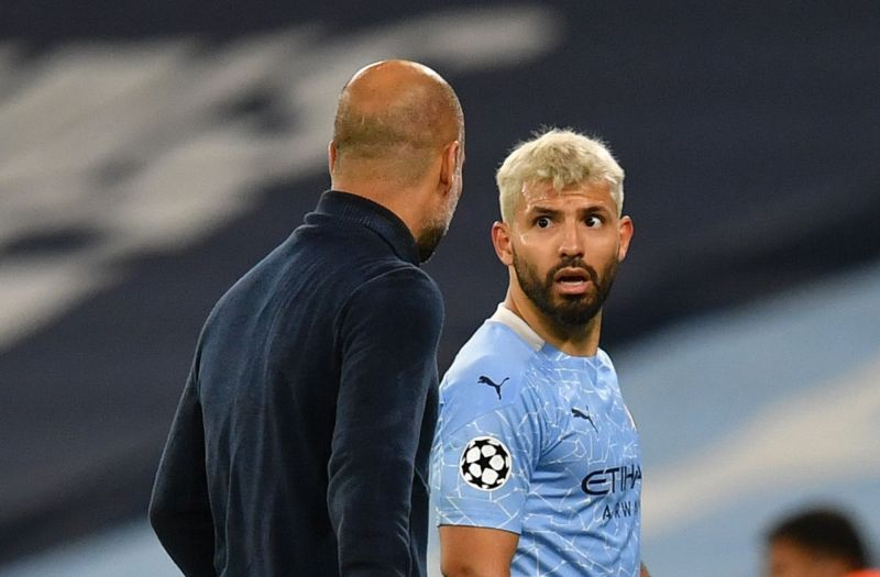 We have to be careful' - Guardiola sends Aguero warning to Man City