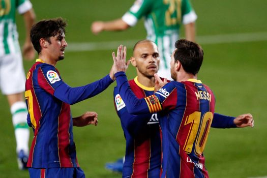 Real Betis vs FC Barcelona: Preview, Betting Tips, Stats ...