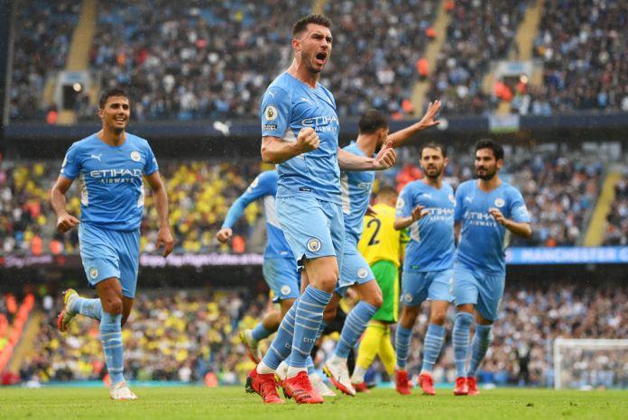 Manchester City 5-0 Norwich: Premier League Player Ratings