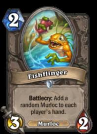 Fishflinger Hearthstone