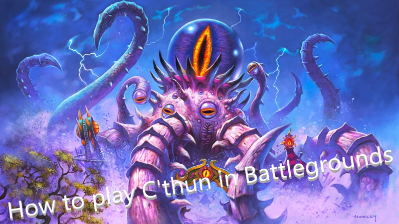 C'thun Battlegrounds