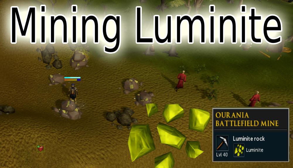 Mining Luminite Best Locations