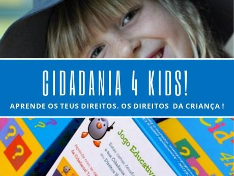 Jogo Cidadania 4kids - Crianças ACEGIS