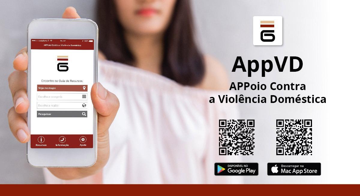 AppVD: Uma Aplicação para Telemóvel Contra a Violência Doméstica
