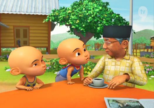 Film Cara Upin Dan Ipin Mengenang P Ramlee Acehkita Com