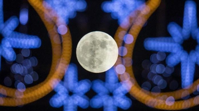Hari Ibu 2018 Akan Ditutup Indahnya Fenomena Full Cold Moon