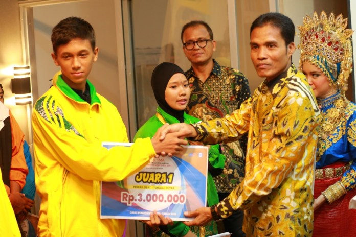 Langsa Raih Juara Umum O2SN SMA 2019 se-Aceh