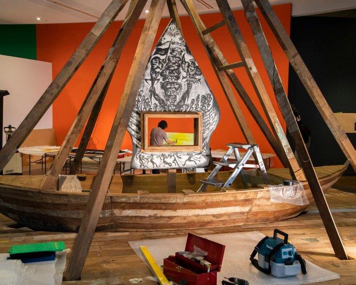 Pameran Contemporary Worlds Indonesia Digelar di Galeri Nasional Australia