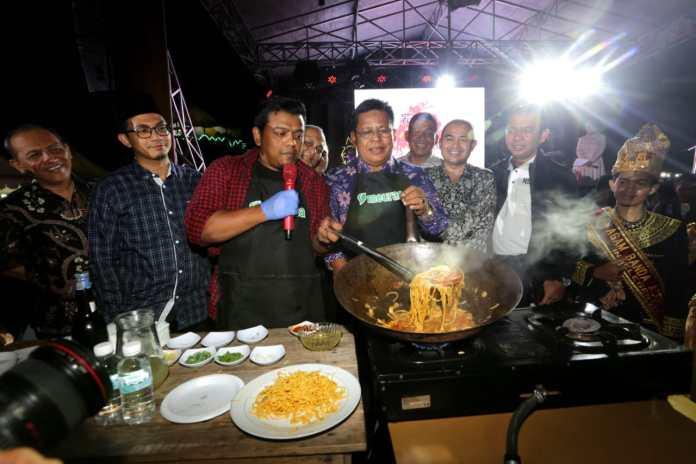 Festival Mi Aceh Gratiskan 100 Piring Mi untuk Pengunjung Tiap Hari