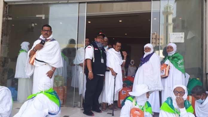 Jelang Puncak Haji, Seluruh JCH Aceh Diberangkatkan ke Arafah