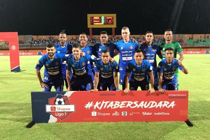 Persiraja Berhasil Petik Satu Poin di Kandang Madura United