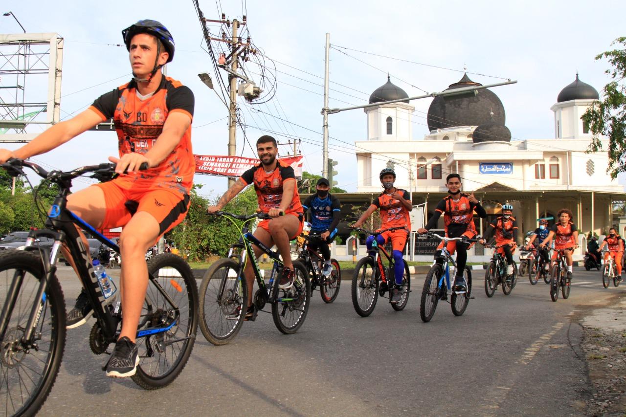 Liga 1 Belum Jelas Persiraja Banda Aceh Putuskan Tinggalkan Jogja Acehkita Com