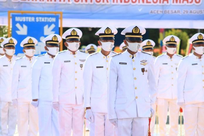 Poltekpel Malahayati Aceh Wisuda 185 Perwira Pelayaran Niaga
