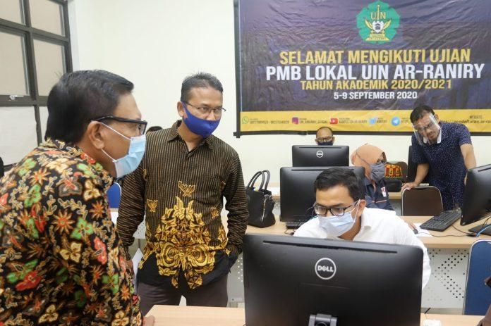 UIN Ar-Raniry Beri Kesempatan Ujian Ulang Bagi Peserta Gagal SSE PMB Lokal