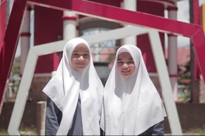 Oka dan Rafachinka, 2 Pelajar Aceh Raih Medali Perak MIIEX 2020 di Macao