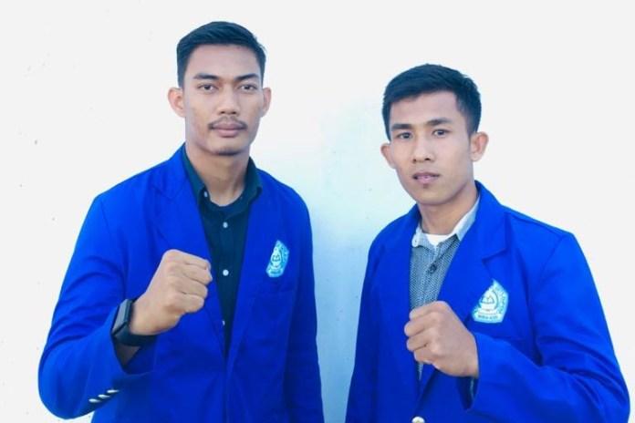 Fauzan dan Yosef Pimpin BEM STKIP BBG Banda Aceh