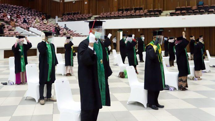 Universitas Syiah Kuala Gelar Wisuda Luluskan 1.549 Mahasiswa
