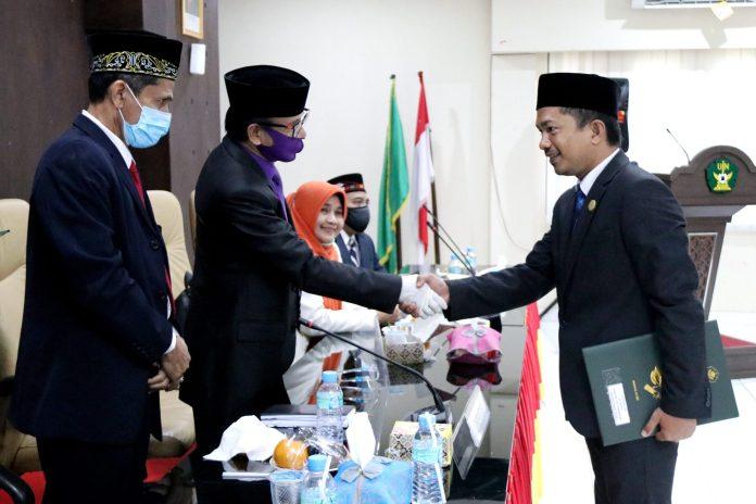 Pascasarjana UIN Ar-Raniry Yudisium 120 Lulusan Doktor dan Magister