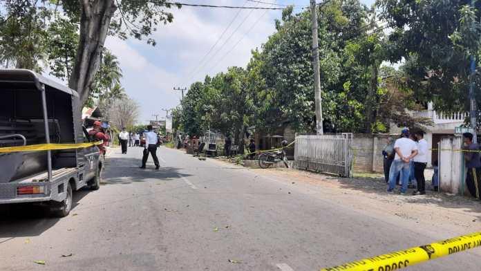 Ledakan Diduga Bom Terjadi di Lhong Raya, Banda Aceh
