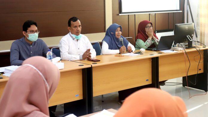 PSGA UIN Ar-Raniry Gelar Workshop Penulisan Artikel Responsif Gender