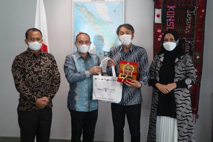 Jajaki Kerja Sama, Disbudpar Aceh Lakukan 'Diplomatic Tour' ke Sejumlah Konjen
