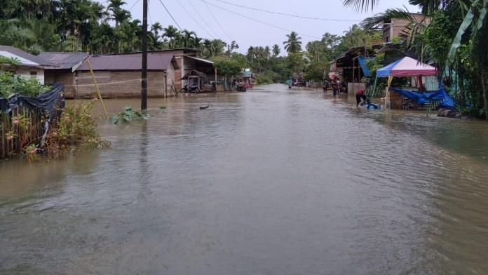 Banjir di Aceh Jaya Meluas, Ratusan Rumah Terendam