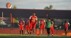 Batal ke Jakarta karena Liga 1 Ditunda, Persiraja Kembali Jalani Latihan Bersama