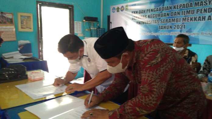 Dukung Kampus Merdeka, FKIP USM Gelar Pengabdian di MAN 1 Aceh Besar