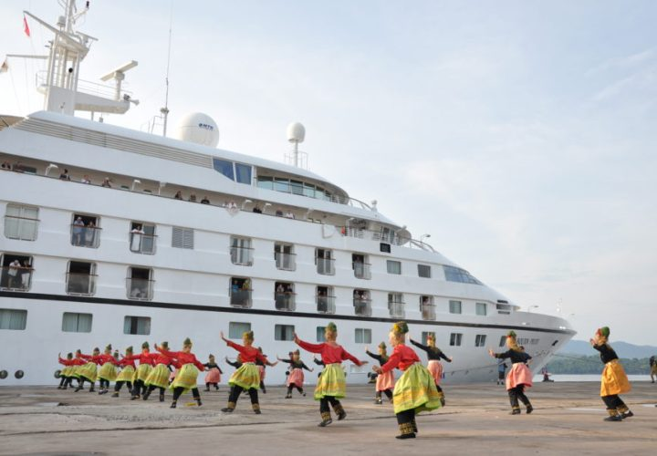 """Sabang Jadi """"Magnet"""" Cruise"""