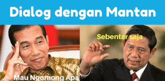 SBY dan Jokowi Memang Beda