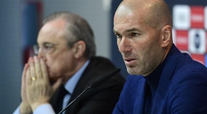 Alasan Zidane Mundur