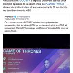 durasi game of thrones 8