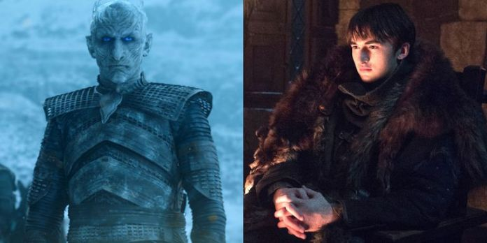 Bran Stark dan Night King